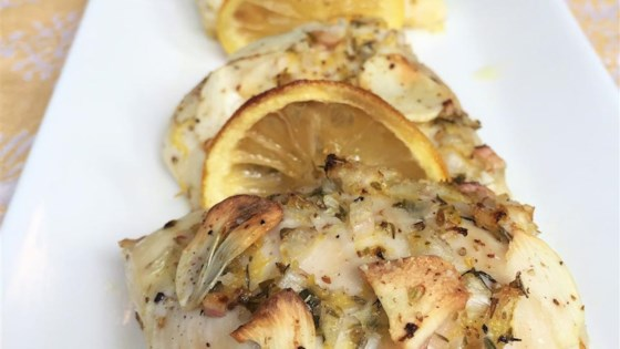 Photo of Roasted Lemon, Garlic, and Chicken by Zest to Impress