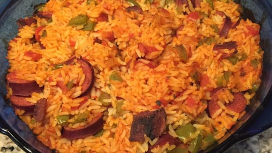 Photo of Red Rice and Sausage by AUTUMNJON