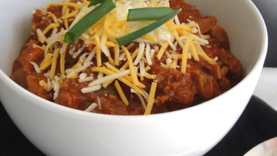 Photo of Papa Funk's Campfire Chili by Cynthia C O'Connor