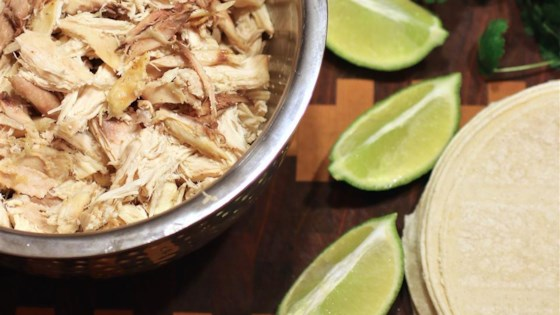 Photo of Slow Cooker Cilantro-Lime Chicken Tacos by nahgem