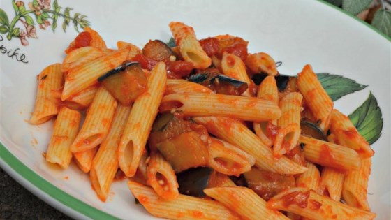 Photo of Eggplant Pasta by alands18