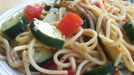 Photo of Spaghetti Salad I by CORWYNN DARKHOLME
