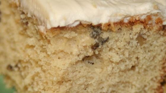 Photo of Maple Nut Cake by Carol