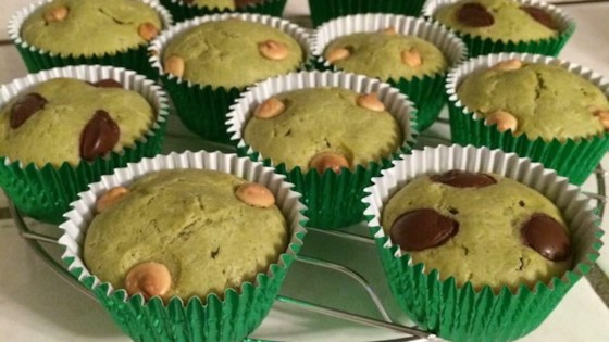 Photo of Green Tea Muffins by SharBaker
