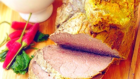 Photo of Slow-Cooked Beef Loin Tri-Tip Roast by MYBADA