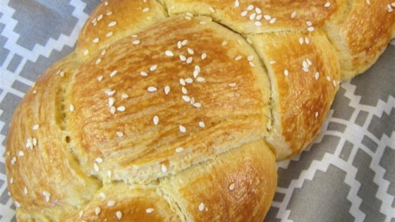 Photo of Choereg (Armenian Easter Bread) by Ani