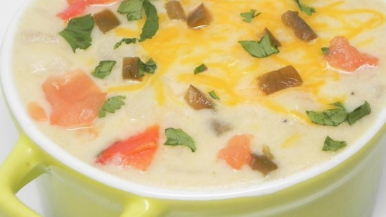 Photo of Jalapeno-Potato Soup by Tina Waldher