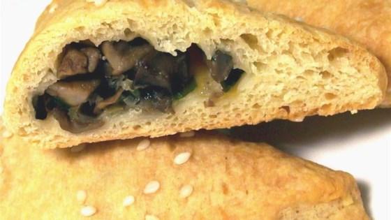 Photo of Flaky Crescent Mushroom Turnovers by Paula