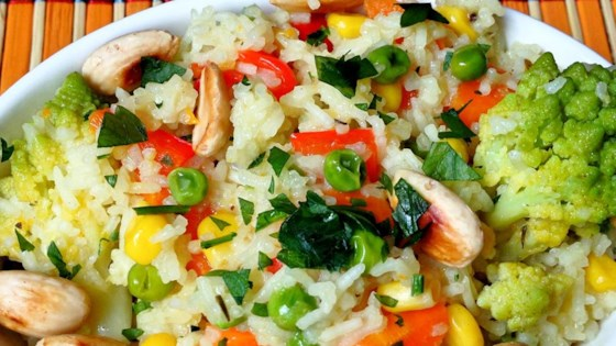 Photo of Indian-Style Vegetable Rice by Sahana