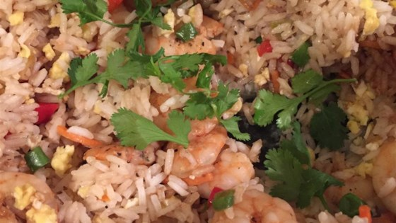 Photo of Shrimp Fried Rice I by sal