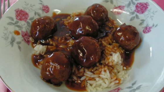 Photo of Sweet and Sour Meatballs II by Cathy