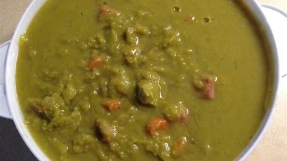 Split Pea and Ham Soup II