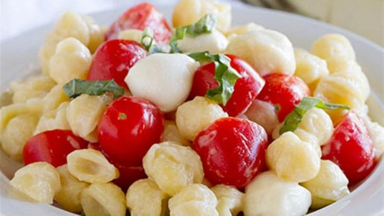 Photo of Easy Caprese Mac and Cheese by Horizon Organic