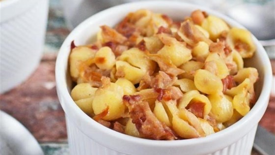 Photo of Mac & Cheese with Root Vegetables & Pancetta by Horizon Organic