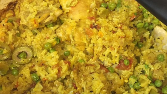 Photo of Chicken with Rice (Arroz con Pollo) by STARKRAZI