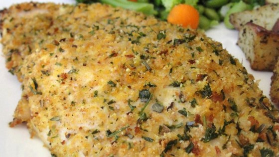 Photo of Grandmas Bogie's Parmesan Chicken by LDP5