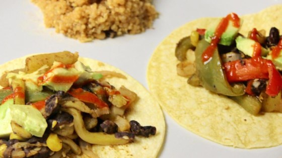 Photo of Vegan Fajitas by TYGSD