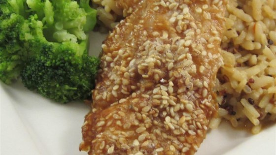 Photo of Baked Sesame Chicken by Laurie Thompson