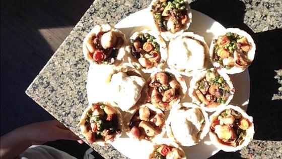 Photo of Sarah's Mini Chicken Pot Pies by sarah_7373