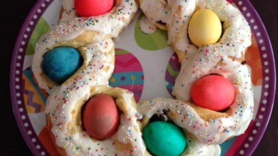 Photo of Easter Bread Ring by MARBALET