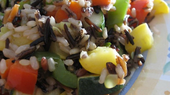 Photo of Wild Rice Casserole by Holly