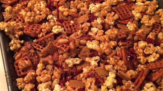DB's Caramel Popcorn Bacon Mix