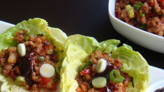 Photo of Quick Asian Lettuce Wraps  by SMACPRODUCTIONS