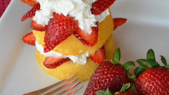 Photo of Easy Strawberry Shortcake by Amy Trombley