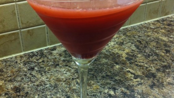 Photo of Blood Orange Martini by Francine Lizotte, Club Foody