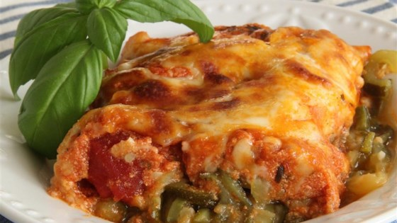 Photo of Zucchini Noodle Casserole by Jennyslocks