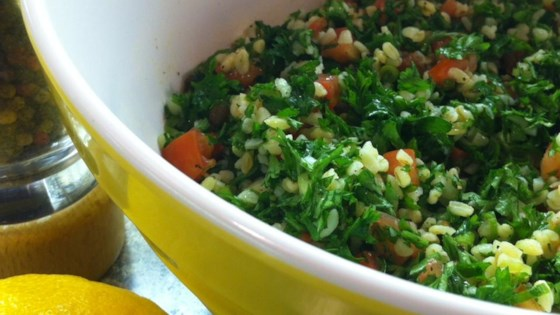 Photo of Tabbouleh II by EPITOPES