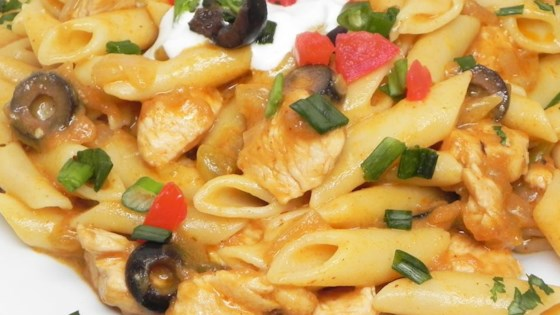 Photo of Chicken Enchilada Pasta by Lori Bachner Carey