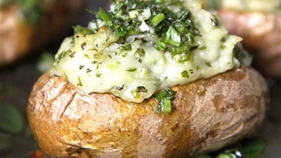 Photo of Chimichurri Twice-Baked Potatoes by Potato Goodness