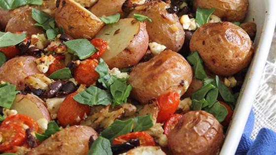 Photo of Greek Potato Casserole by Potato Goodness