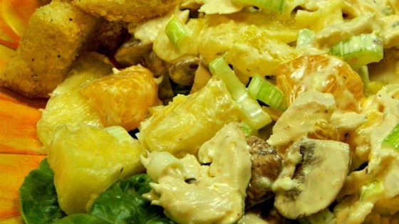 Photo of Pineapple Chicken Salad by Donna