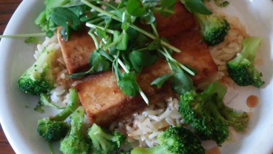 Photo of Marinated Tofu by lovefood