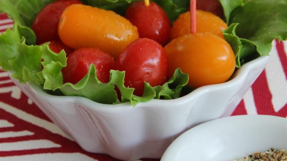 Photo of Pepper Vodka Cherry Tomatoes by Cpeltz
