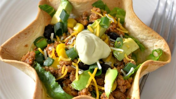 Photo of Lee's Taco Salad by tonyalee25