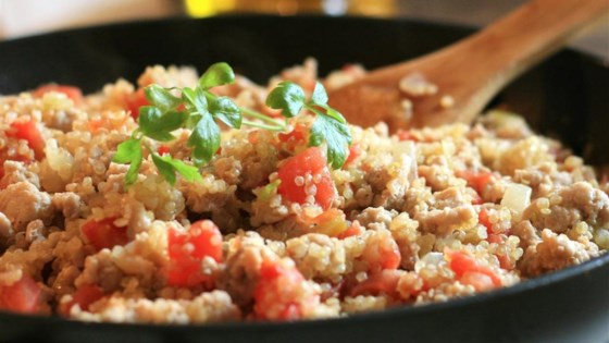 Photo of Quinoa Chicken by StephR0131