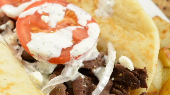 Photo of Venison Gyros by ChefStubb's