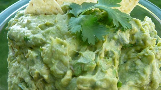 Photo of Quick and Easy Guacamole by Christy Hedden