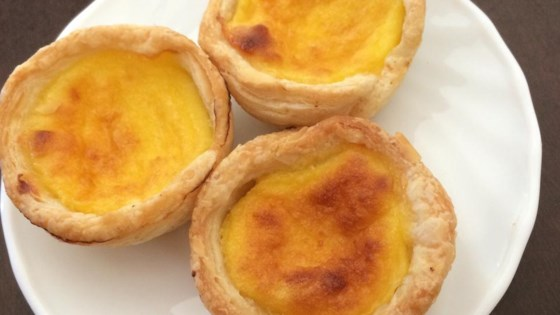 Photo of Portuguese Egg Tarts by vivienw
