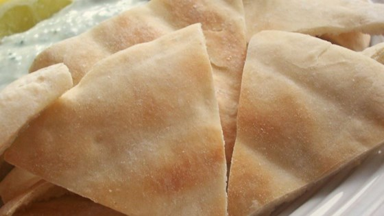 Photo of Baked Pita Triangles by Pam Anderson