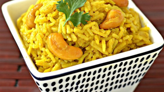 Photo of Coconut Curried Rice with Cashews by SkeezicksDuke
