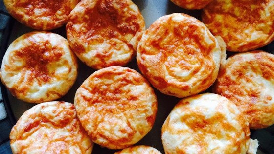 Photo of Brazilian Cheese Puffs (Pao de Queijo) by Mama & her Girls