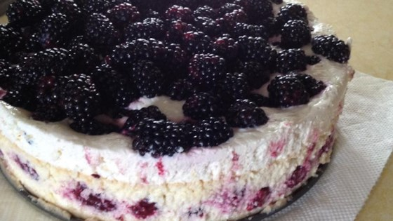 Photo of Very Berry Cheesecake by JJOHN32