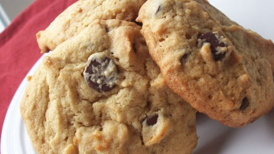 Photo of Peanut Butter Chocolate Chip Cookies III by Laura