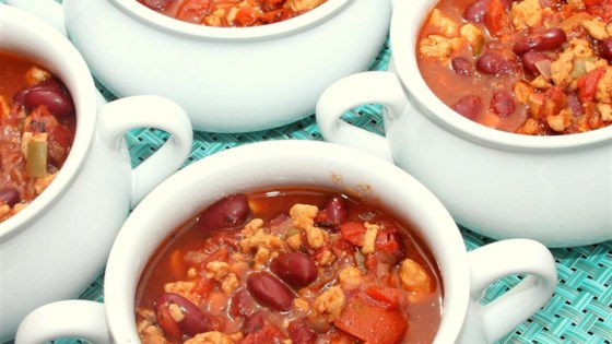 Photo of Family Favorite Slow Cooker Turkey Chili by