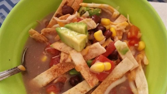 Photo of Six Can Chicken Tortilla Soup by Terryn
