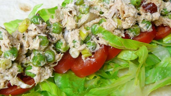 Photo of Spicy Mexican Tuna Salad by AMYB9